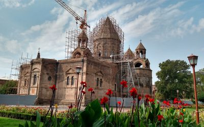 Etchmiadzin and the Cathedral of Zvartnots