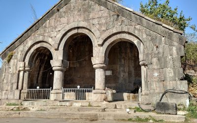 GPS Survey and 3D Laser Scanning Intensify at Haghpat Monastery