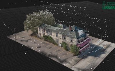 Laser scanner to preserve details of Tampa's historic Jackson House