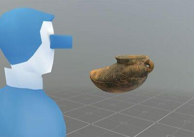 Bishop Museum VR Ceramic Vessel
