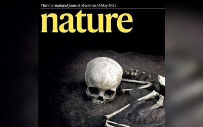 Nature: Interred in Africa