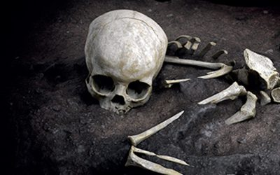 Researcher visualizes discovery of oldest human burial in Africa made by international team of scientists