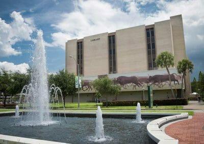 USF Libraries, Tampa Tour